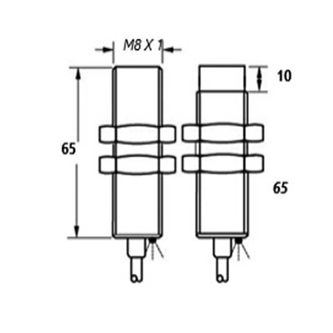 inductive proximity switches  75 3 wire dc  manufacturer