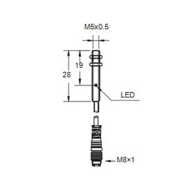 inductive proximity switches m5