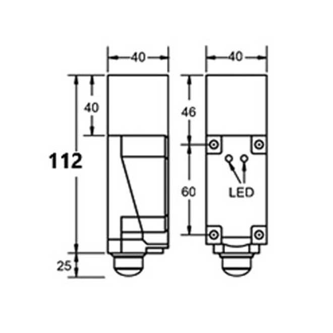 inductive proximity switches  variable head dc block  india