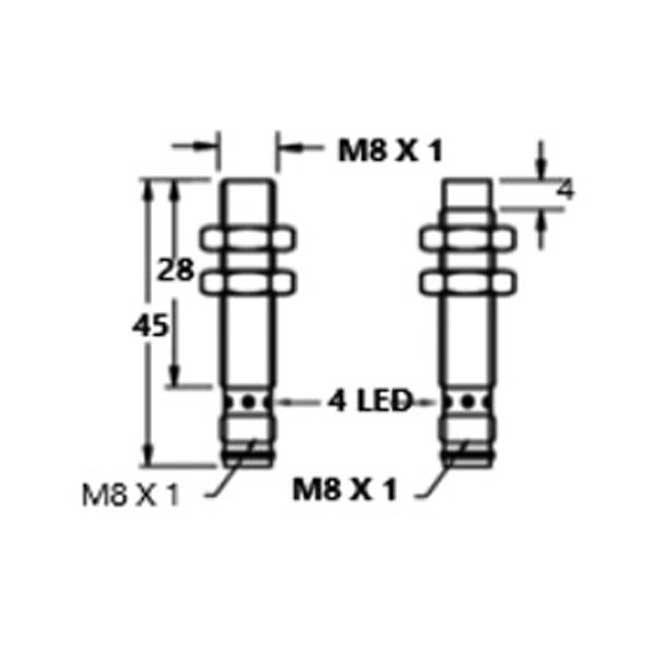 inductive proximity switches m8